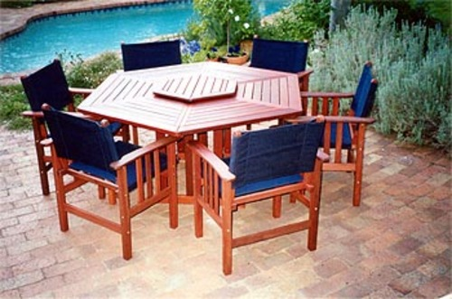 Outdoor  Wooden Furniture