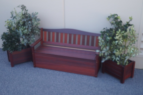 Awesome Wakefield Bench With Storage Box Timber Outdoor Furniture Caraccident5 Cool Chair Designs And Ideas Caraccident5Info