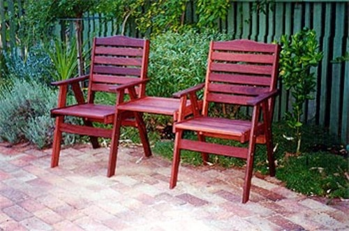 Captivating ... Elmsfield Jack N Jill Timber Outdoor Furniture Perth
