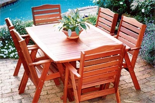 Timber Living Outdoor Furniture Perth - Timber Outdoor Furniture Perth