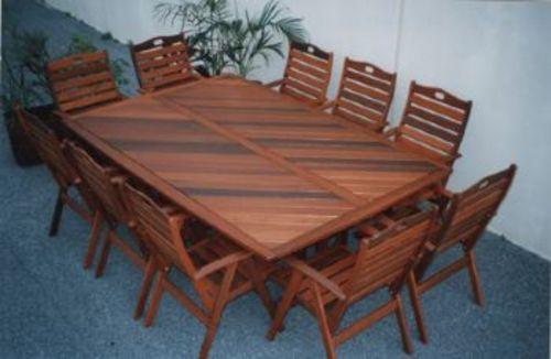 Hawea 10 x seater Table