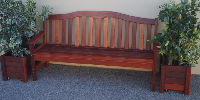 Timber Outdoor Furniture Perth Jarrah Outdoor Furniture