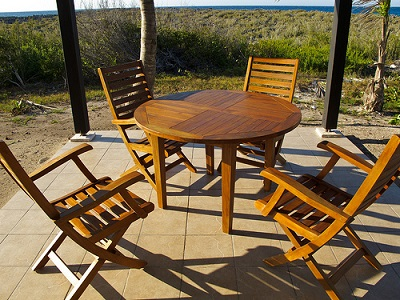 How To Restore Wooden Outdoor Furniture